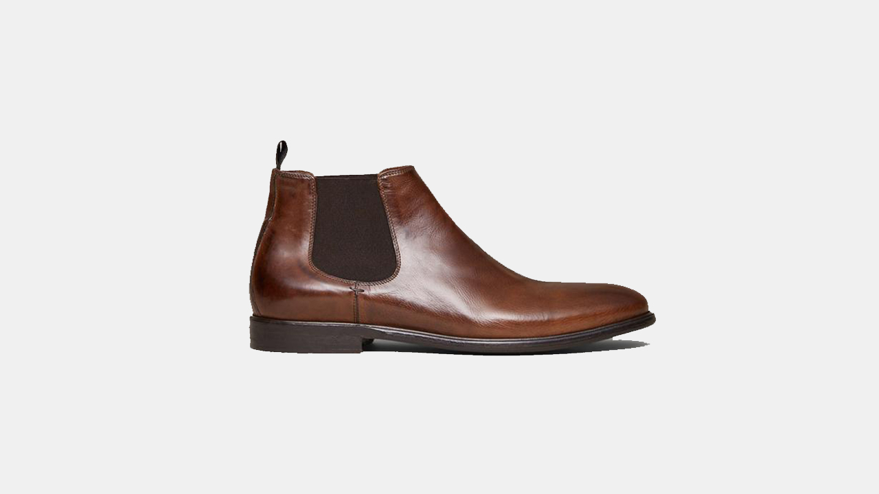 M. Gemi Dritto Chelsea Boots