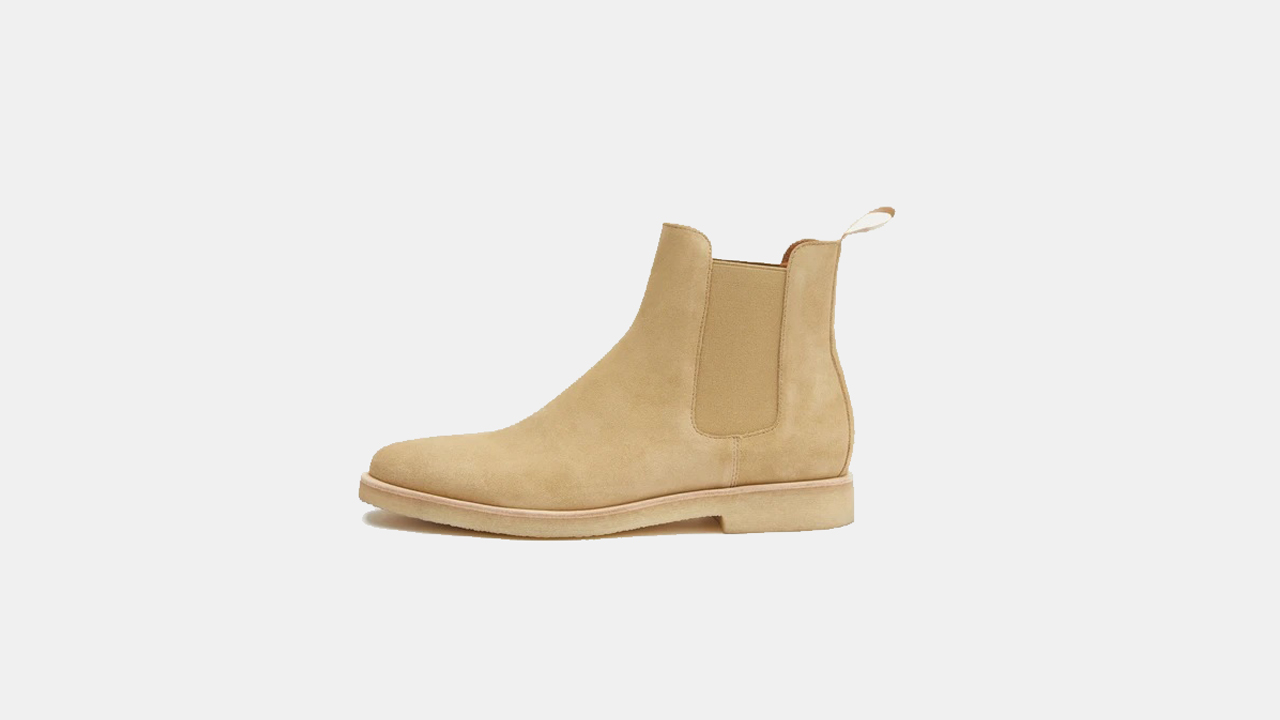 New Republic Sonoma Suede Chelsea Boots