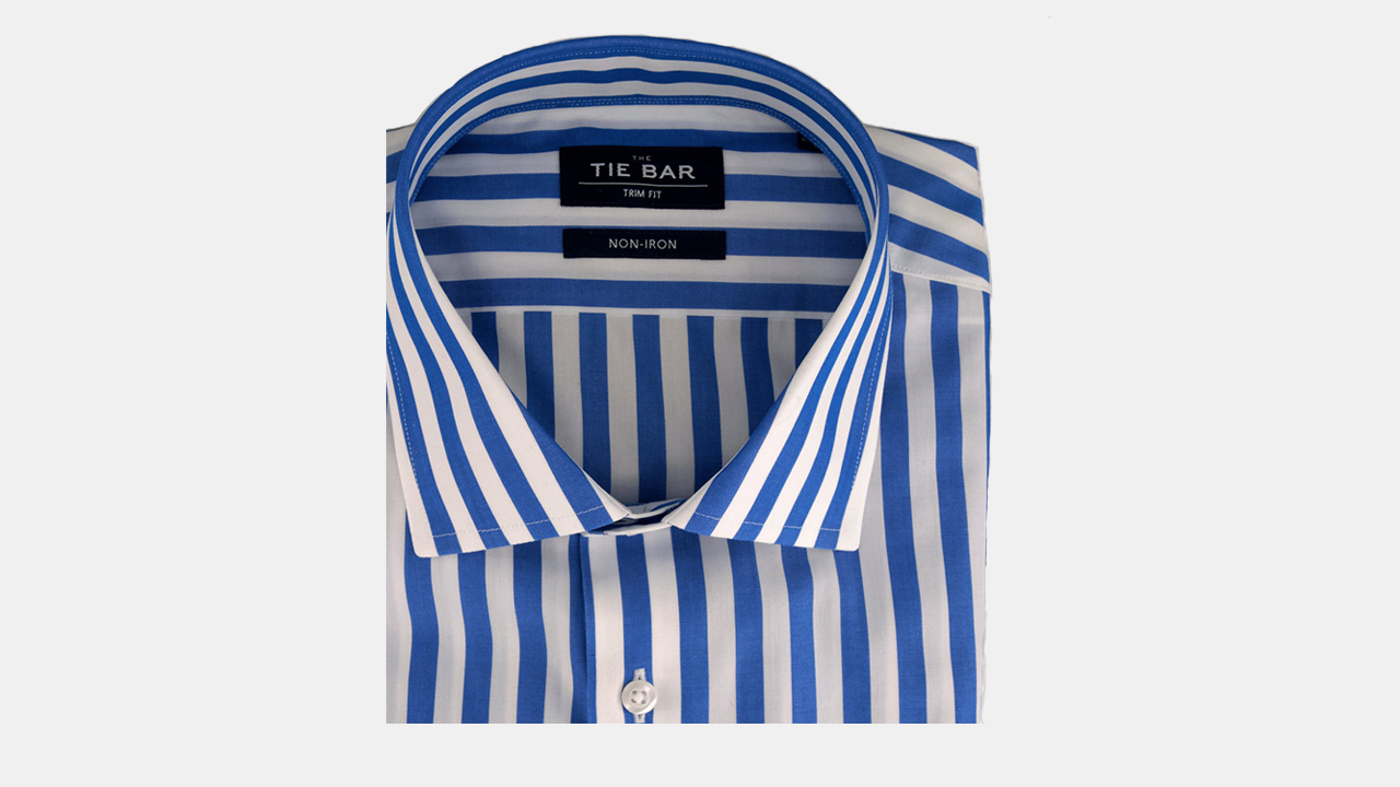 Tie Bar Shirts (Dress and Casual)