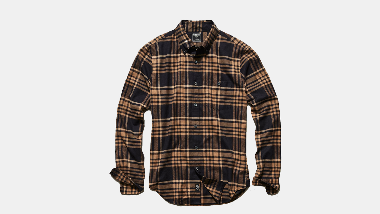 Todd Snyder Flannel Shirts