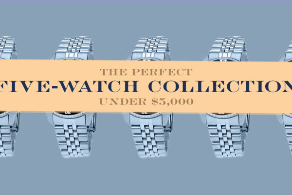 5 watch collection under 5000