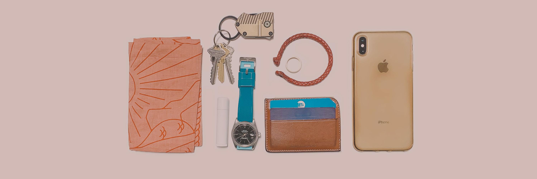 everyday carry essentials pocket dump