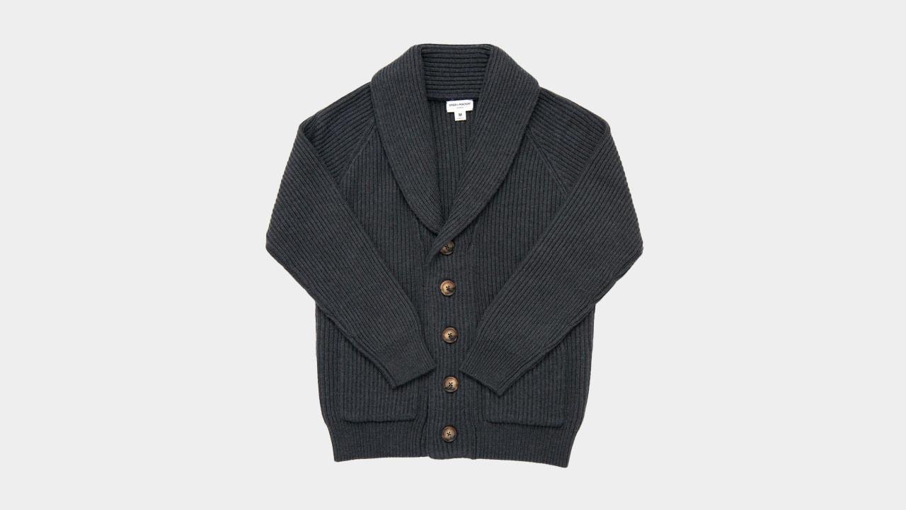 Spier & Mackay Chunky Knit Cardigan