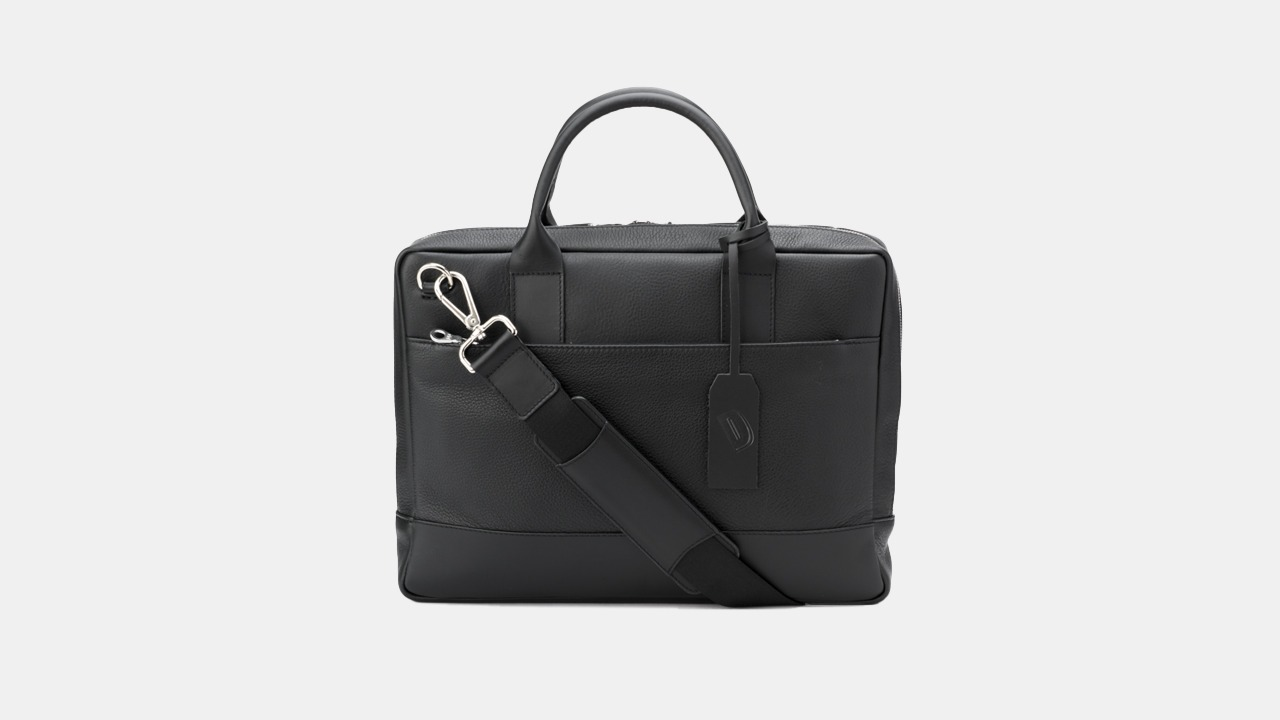 Daveed Slim Briefcase