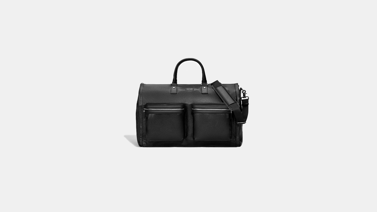 Hook & Albert Garment Weekender