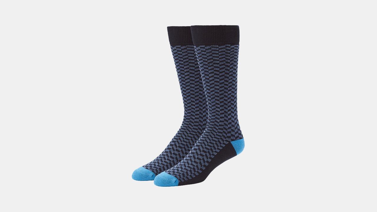 Mack Weldon Everyday Extended Crew Socks