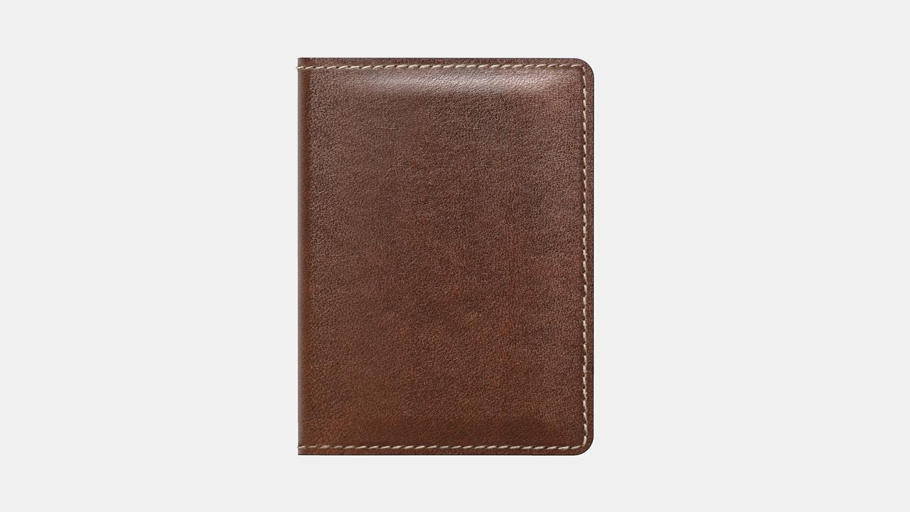 Nomad Goods Slim Wallet