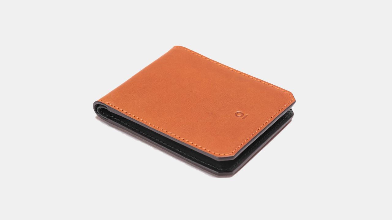 The Slim Wallet by Stuart & Lau