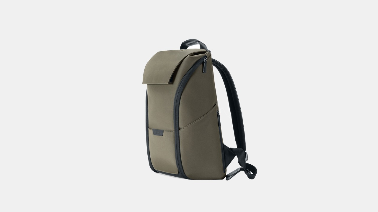 Stuart & Lau Capstone Backpack