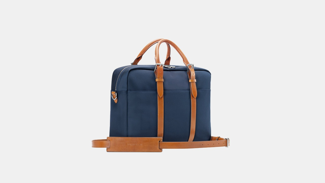 Stuart & Lau The Cary Briefcase
