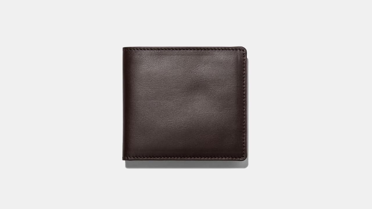 "Taylor Stitch ""The Minimalist"" Slim Billfold Wallet"