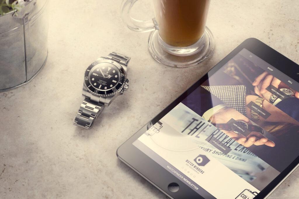 watchfinder website