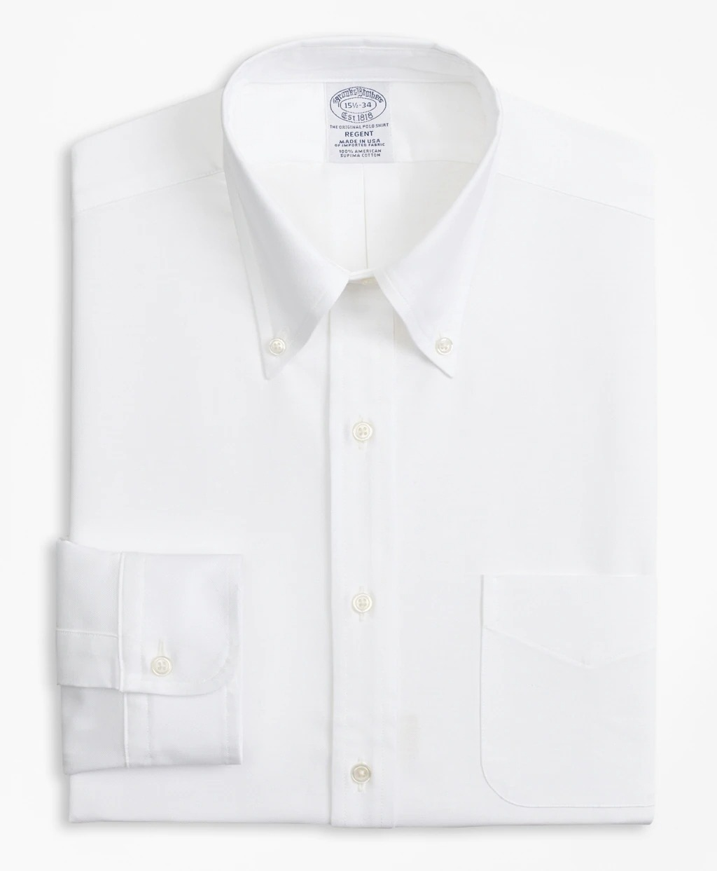 Brooks Brothers Original Polo Button-Down Oxford