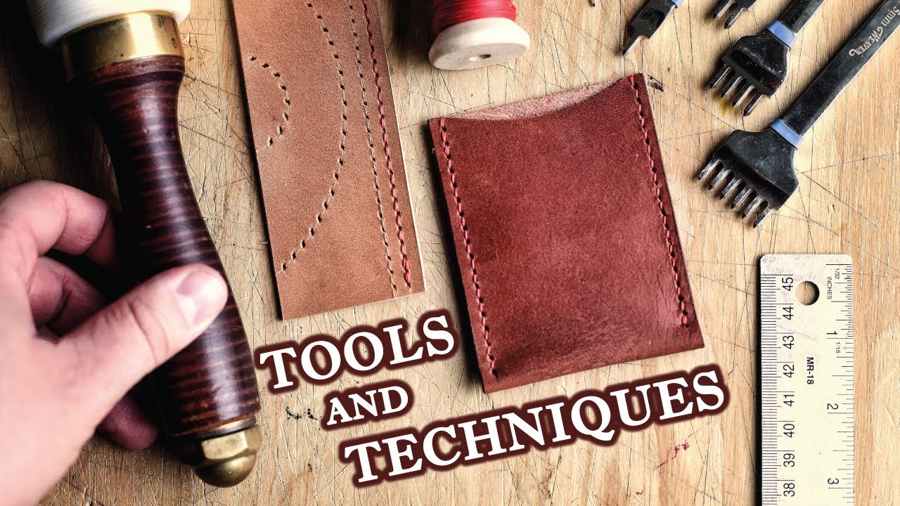 How To Start Leather Crafting