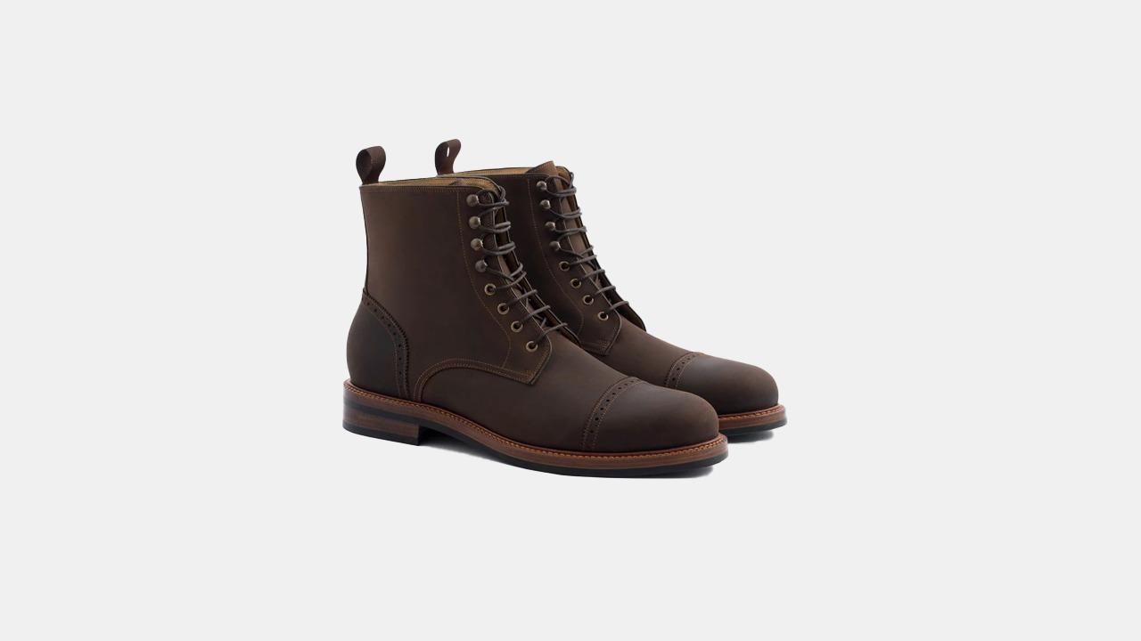 Beckett Simonon Medina Boots