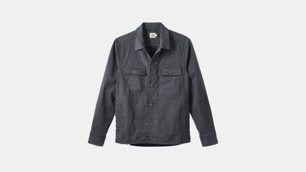 Flint and Tinder CPO Shirt Jacket
