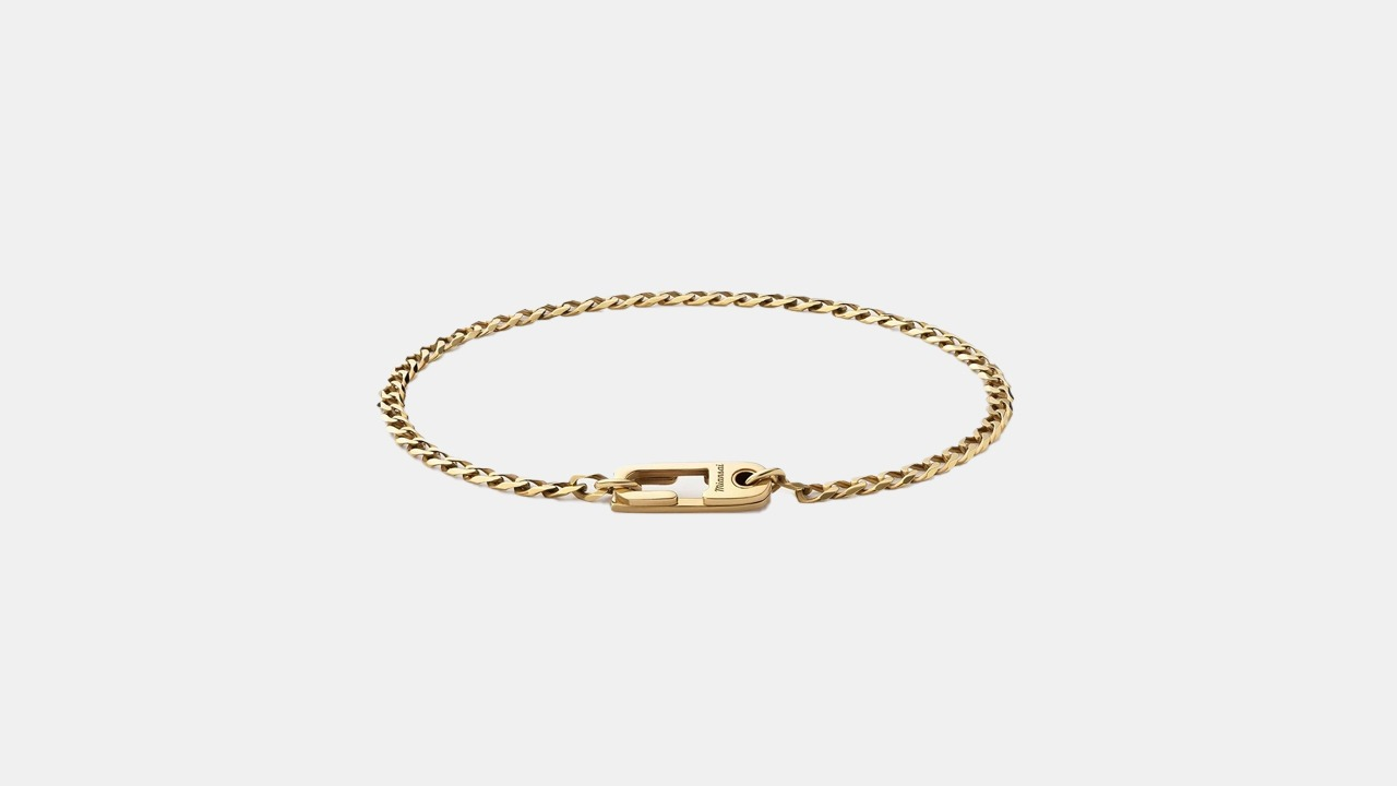 Miansai Annex Cuban Chain Bracelet