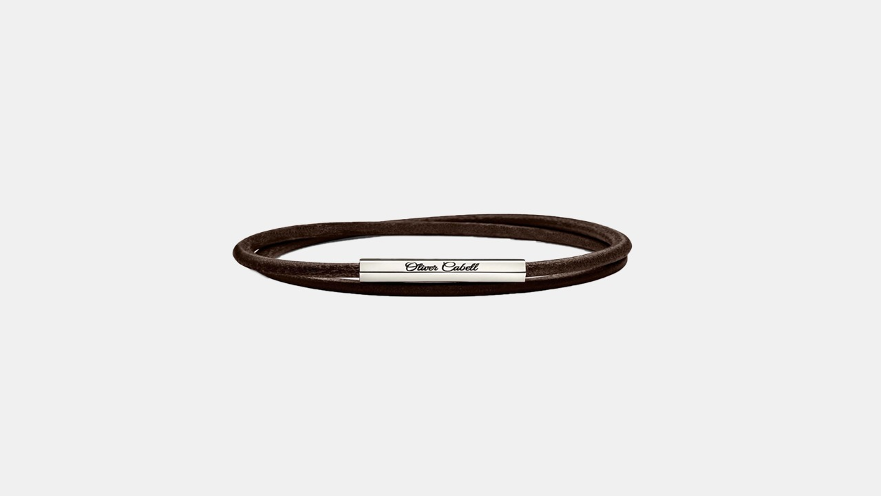 Oliver Cabell Leather Wrap