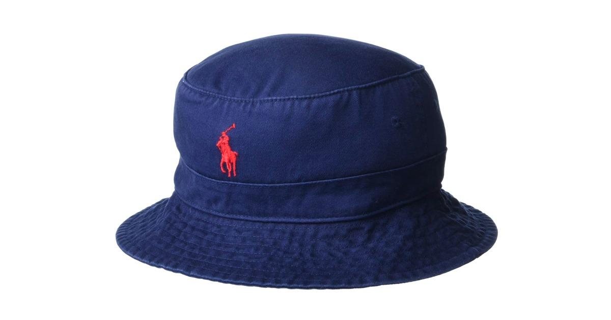 Polo Ralph Lauren Classic Bucket Hat