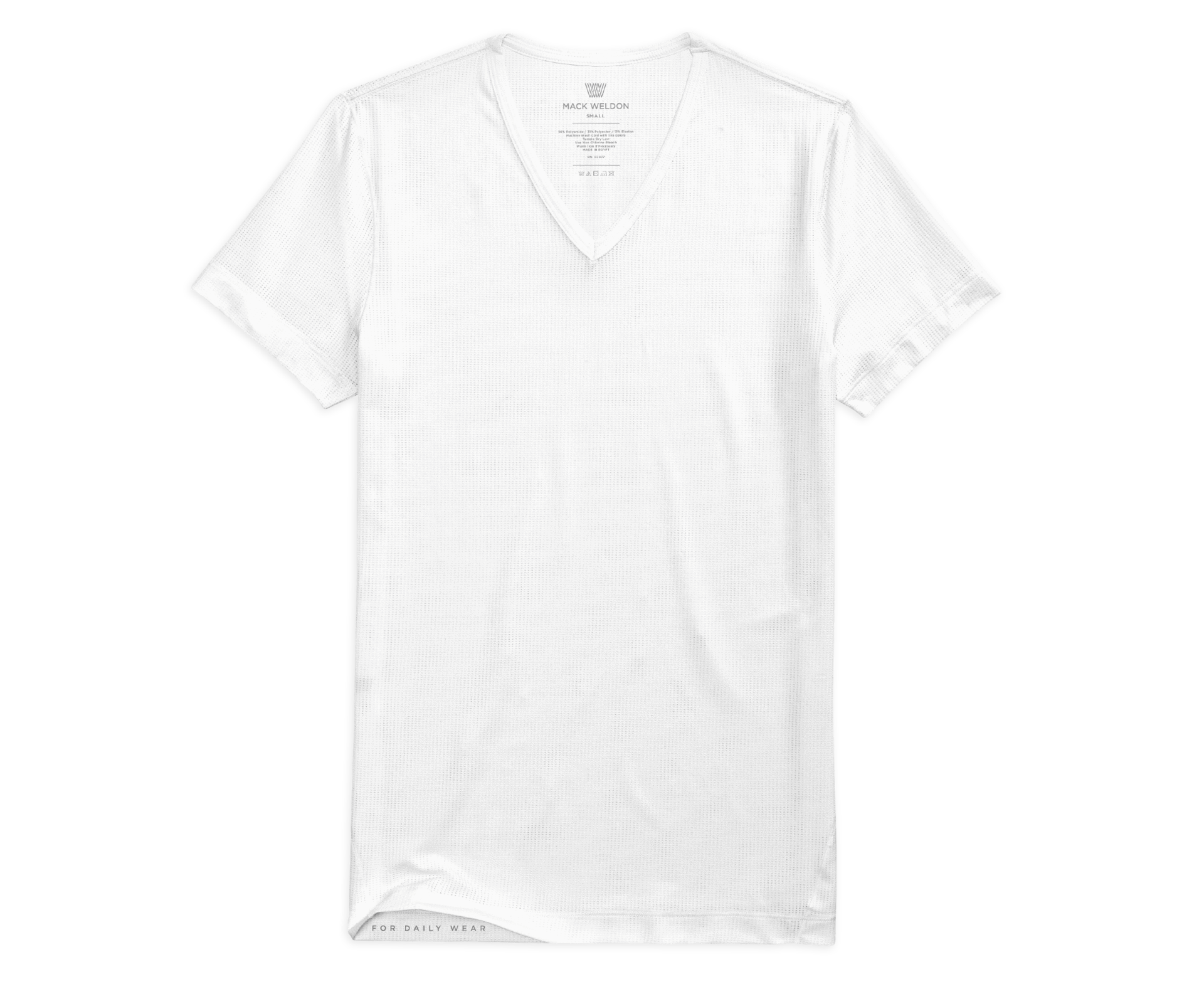 Mack Weldon AIRKNITx V-Neck Undershirt