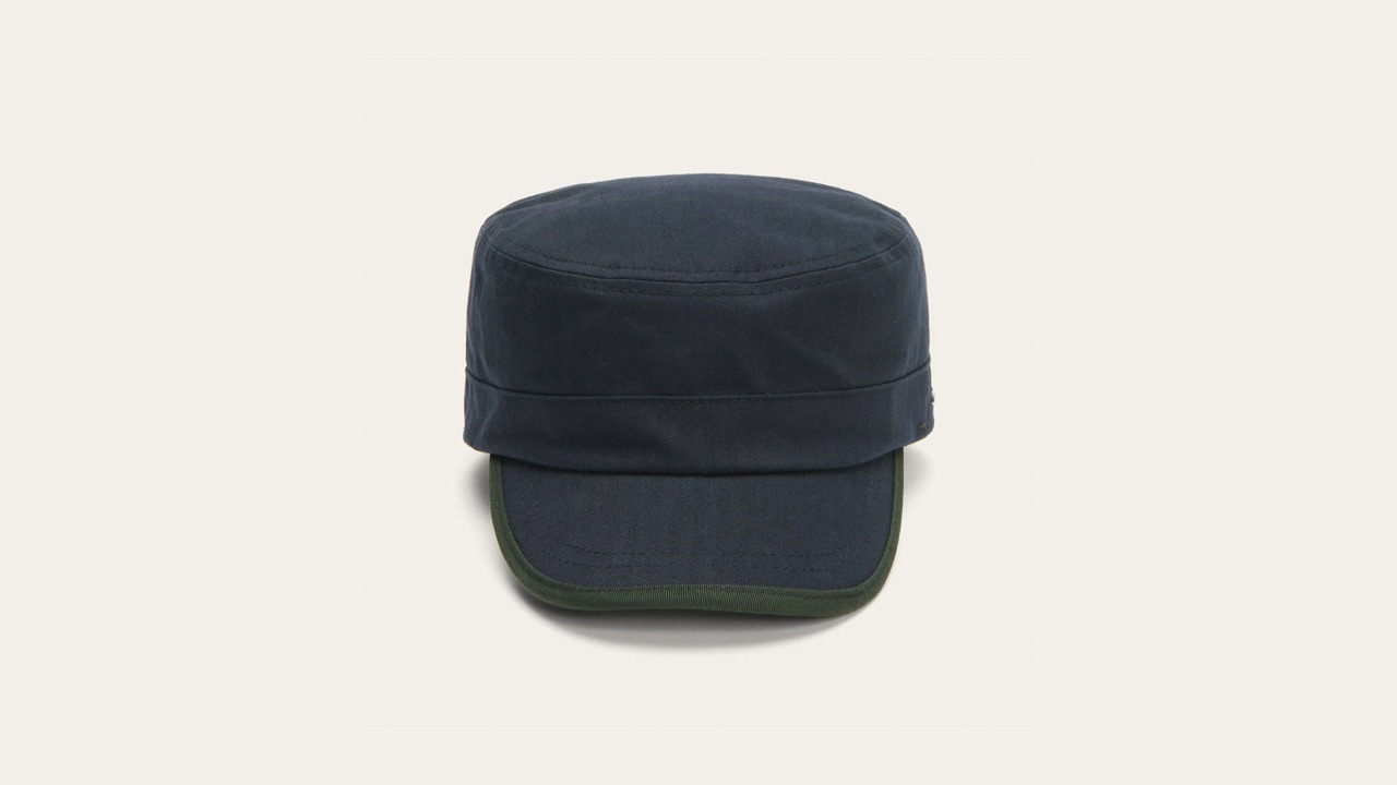 Stetson Herringbone Army Cap