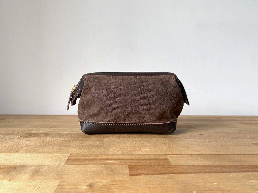 Billykirk No. 477 Small-Batch Carryall Toiletry Bag