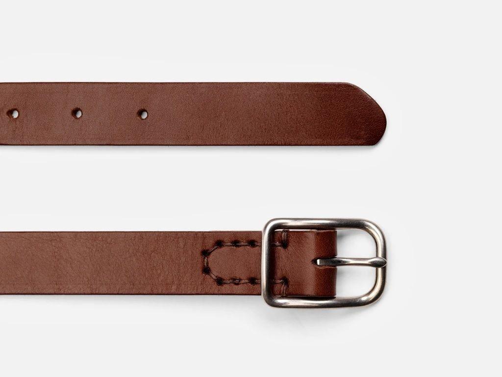 Billykirk No. 312 Center Bar Leather Belt