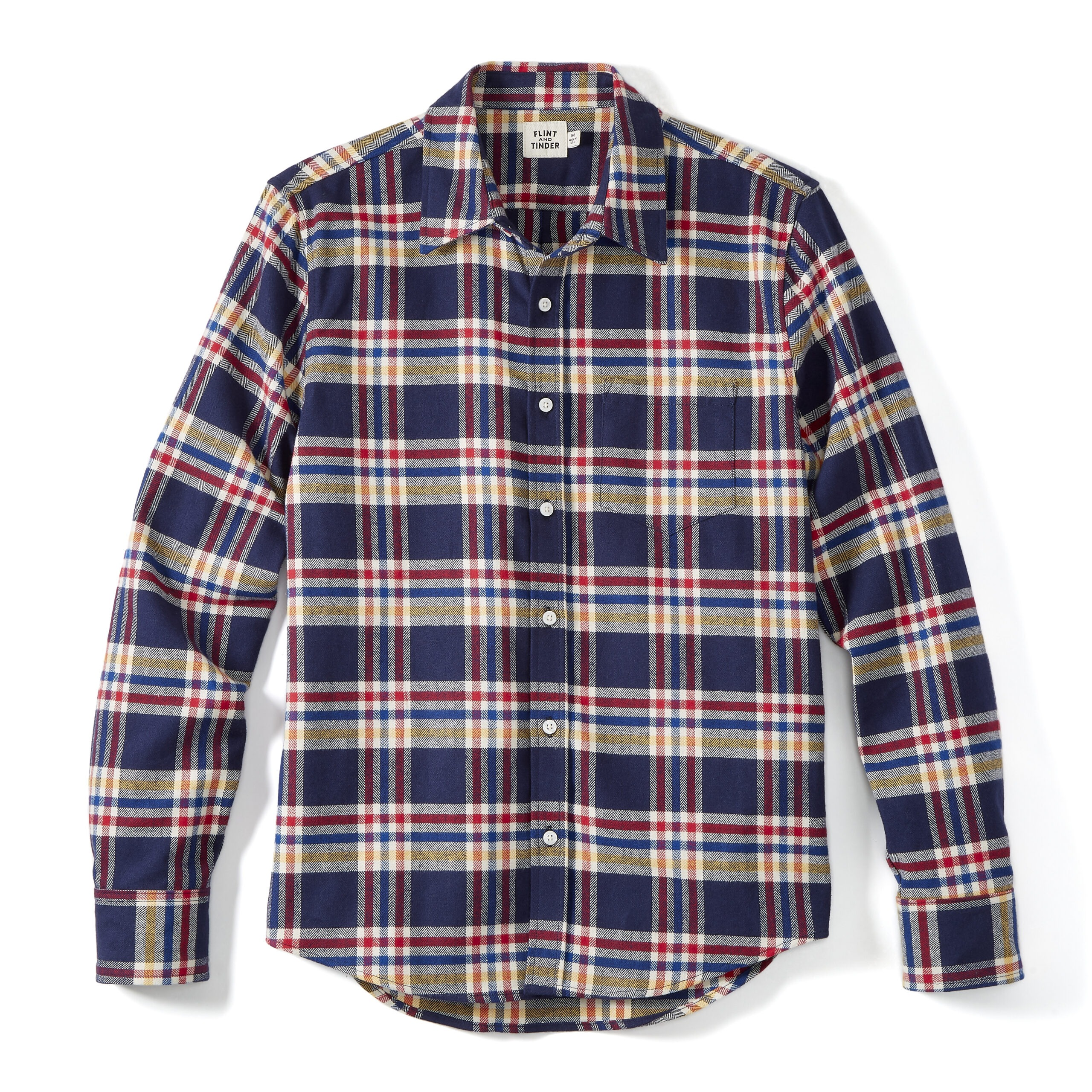 Flint and Tinder American Made Flannel Shirt