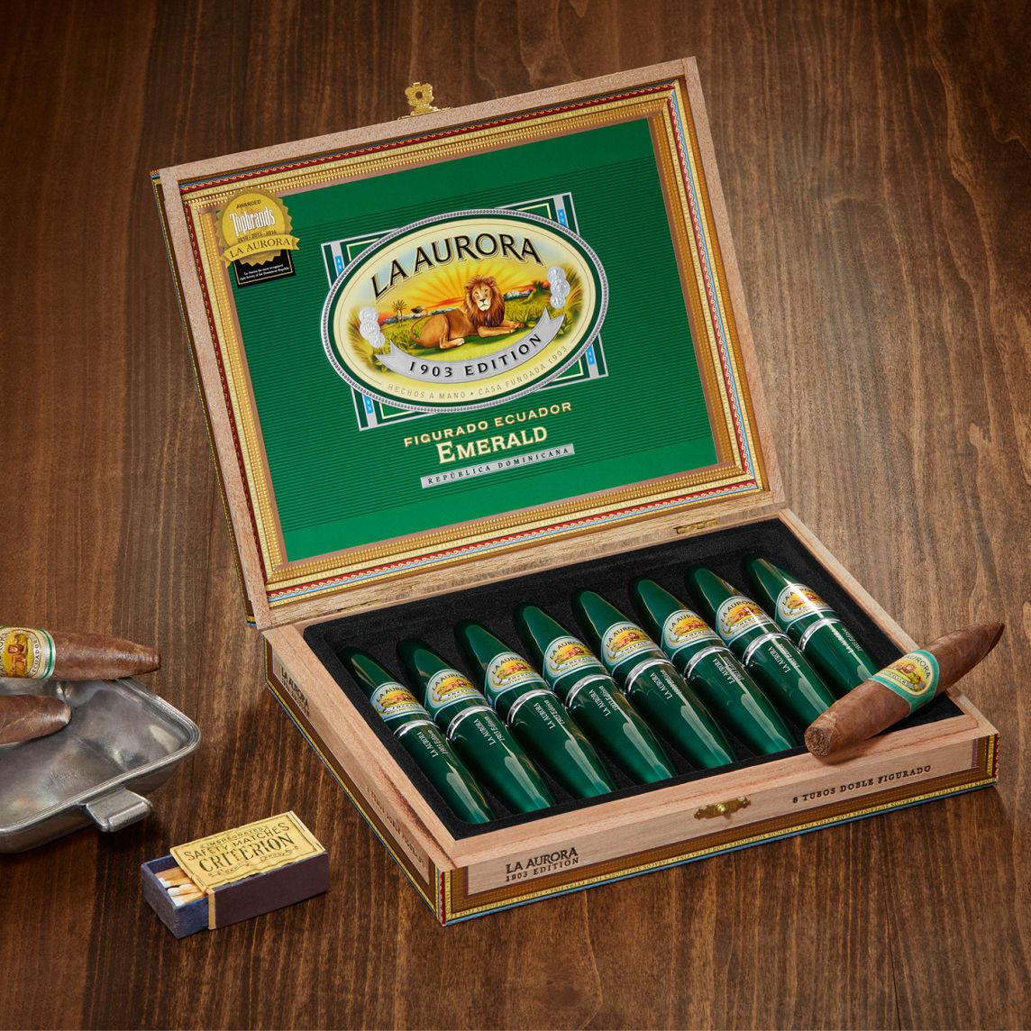 """La Aurora 1903 Edition Preferidos """"Emerald"""""""