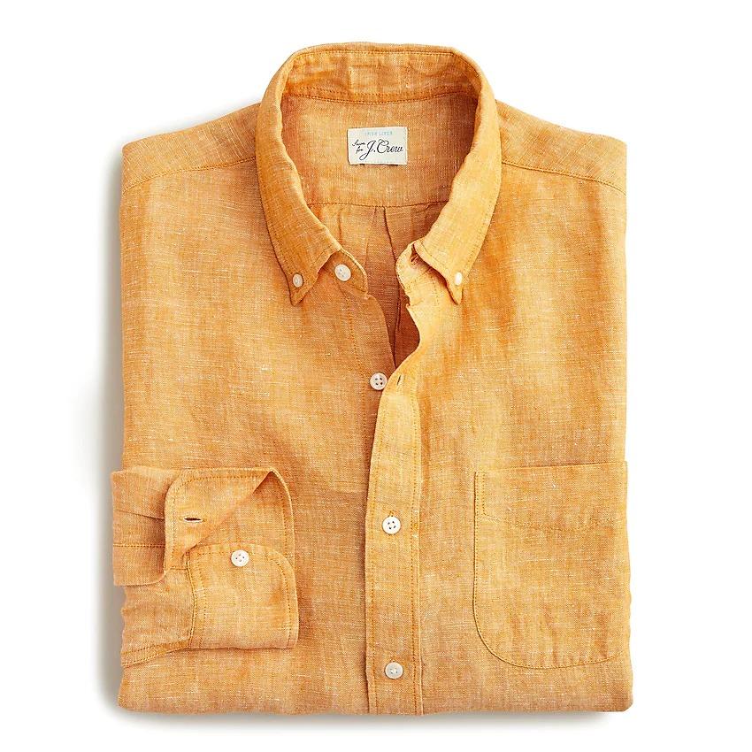 J.Crew Baird McNutt Linen Shirt