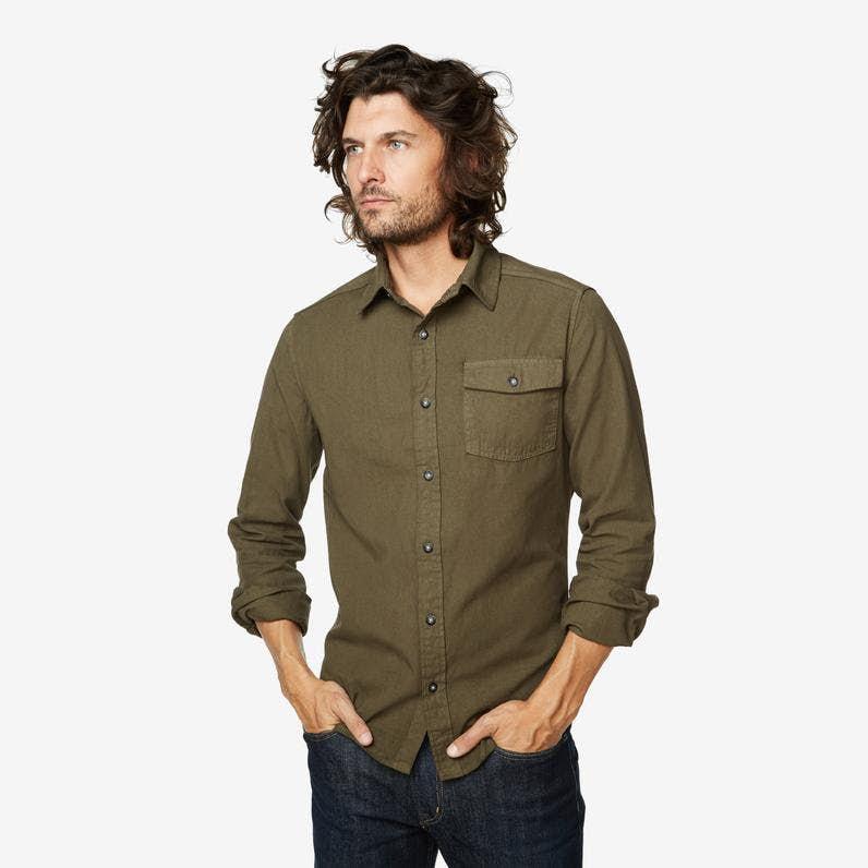 American Giant Highway Shirt