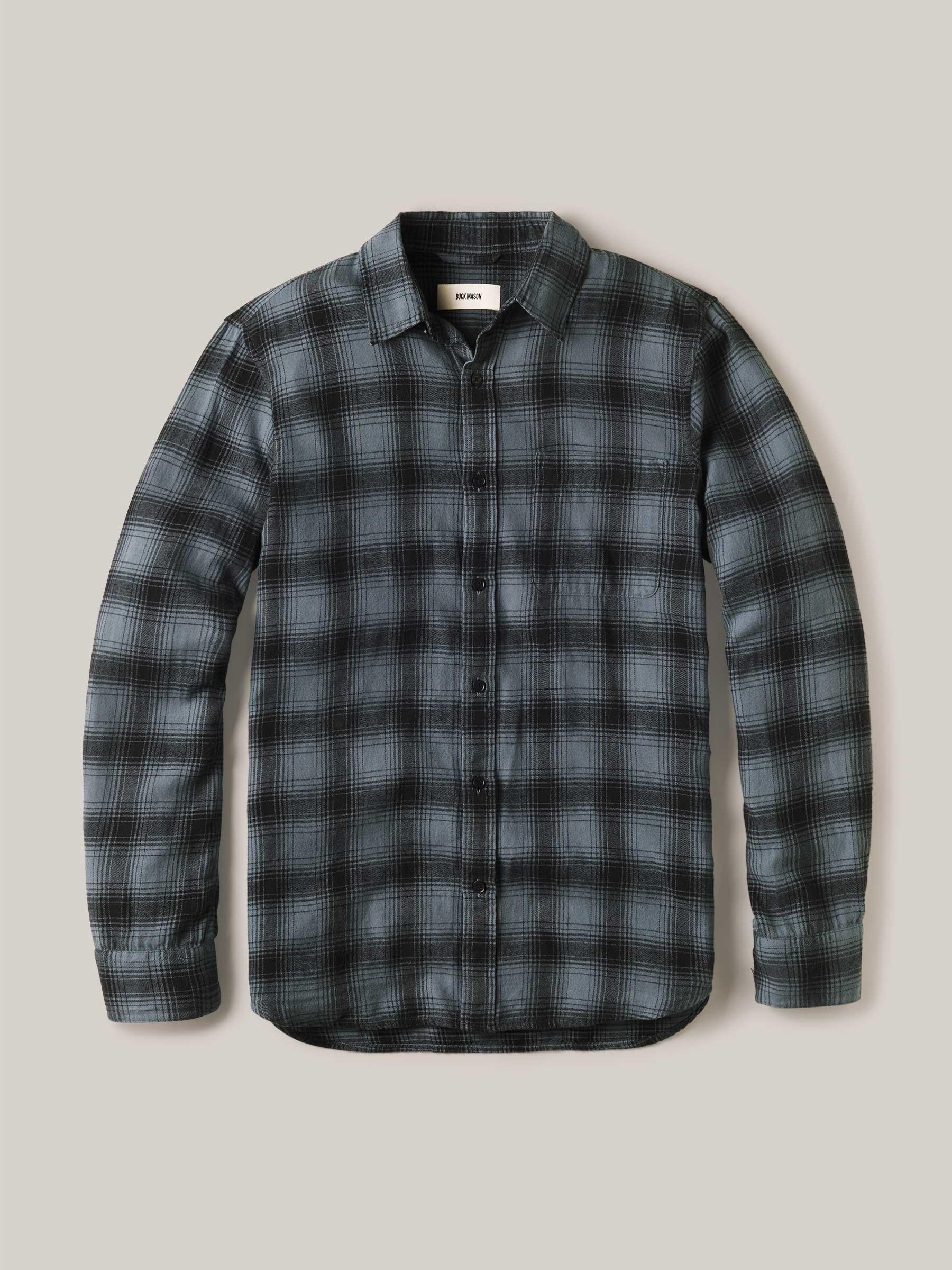 Buck Mason High Desert Flannel Shirt