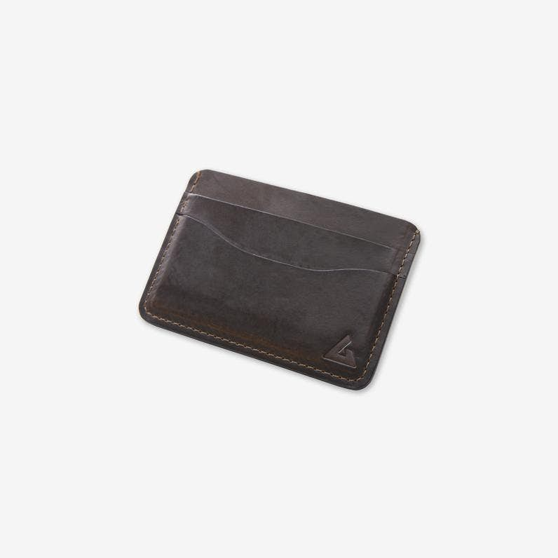 American Giant Horween Leather Card Wallet