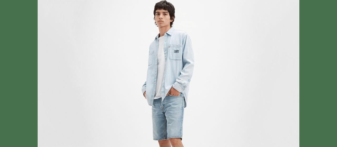 Levi's 511 Slim Fit Shorts