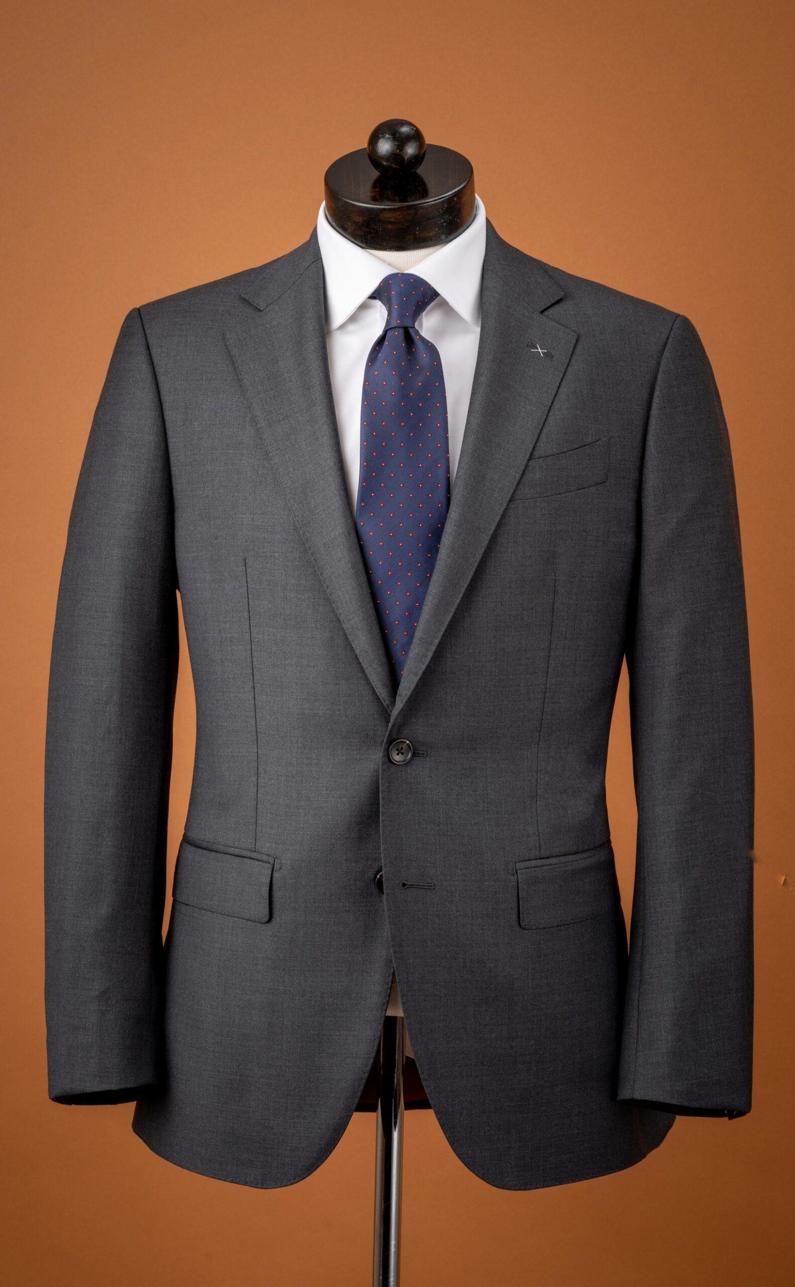 Spier & Mackay Medium Gray Suit