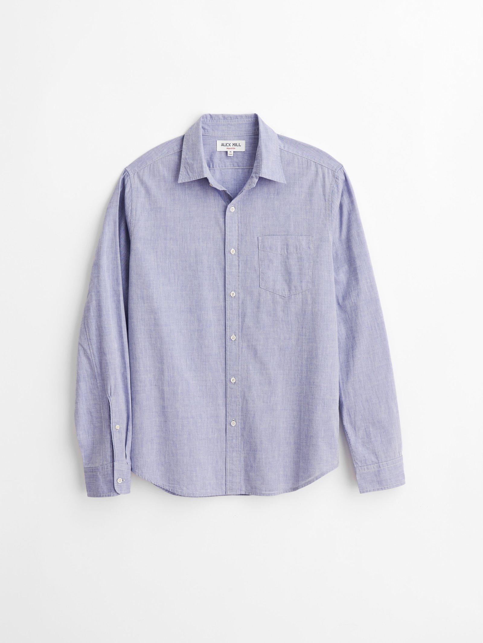 Alex Mill Shirt in Japanese Cotton