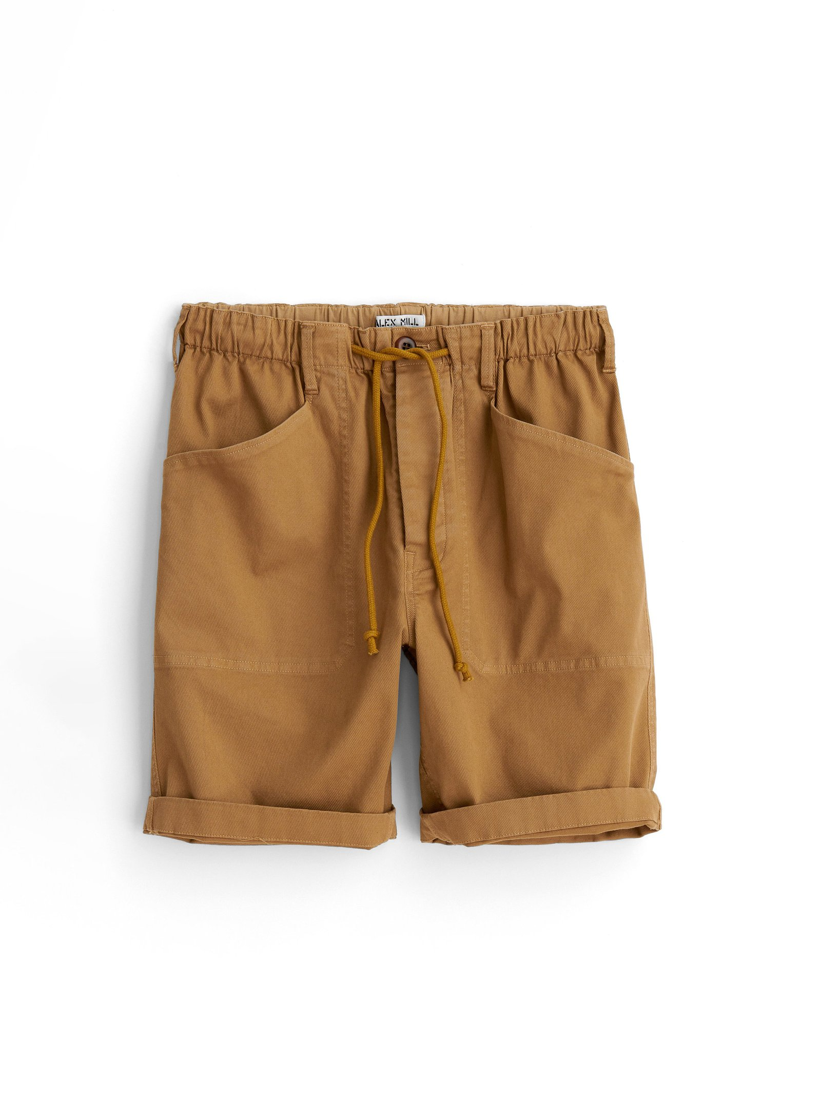 Alex Mill Pull-On Button Fly Shorts