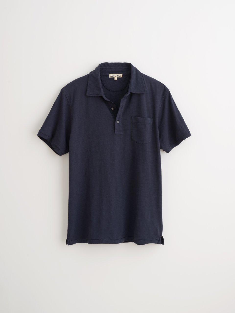 Alex Mill Standard Polo in Slub Cotton