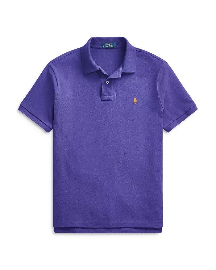 Polo Ralph Lauren Custom Fit Pique Polo