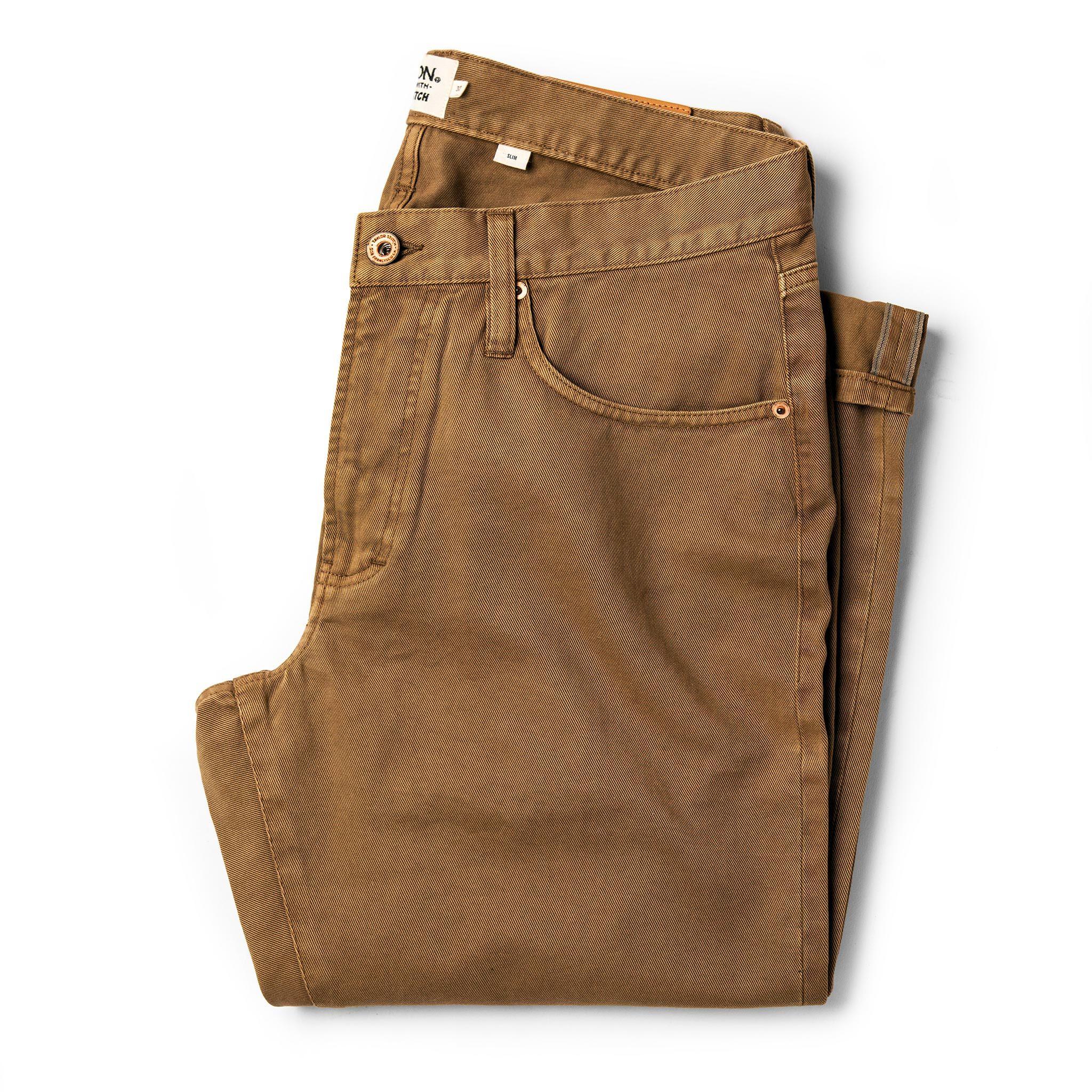 Taylor Stitch Slim All-Day Pants