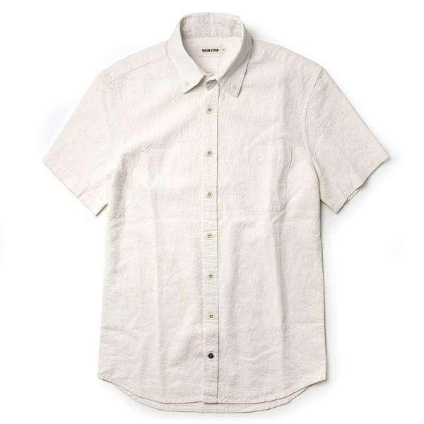 Taylor Stitch Short-Sleeve Jack Shirt