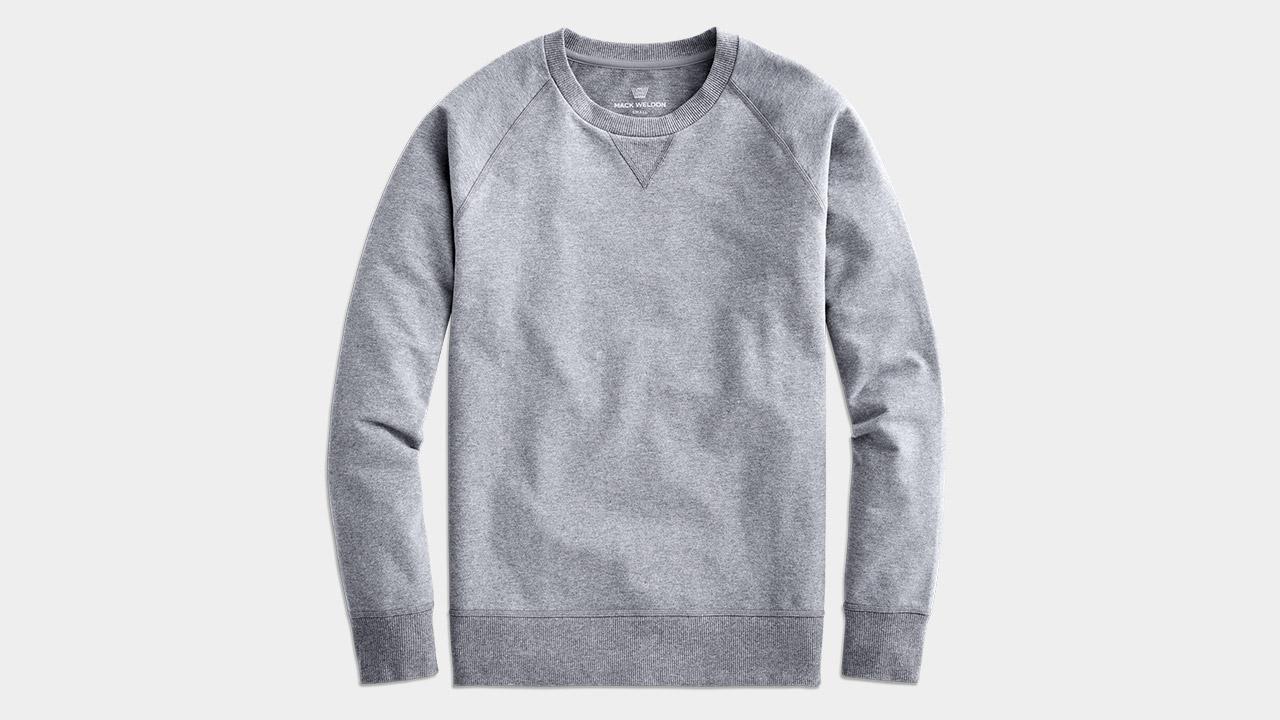 Mack Weldon Ace Crewneck Sweatshirt