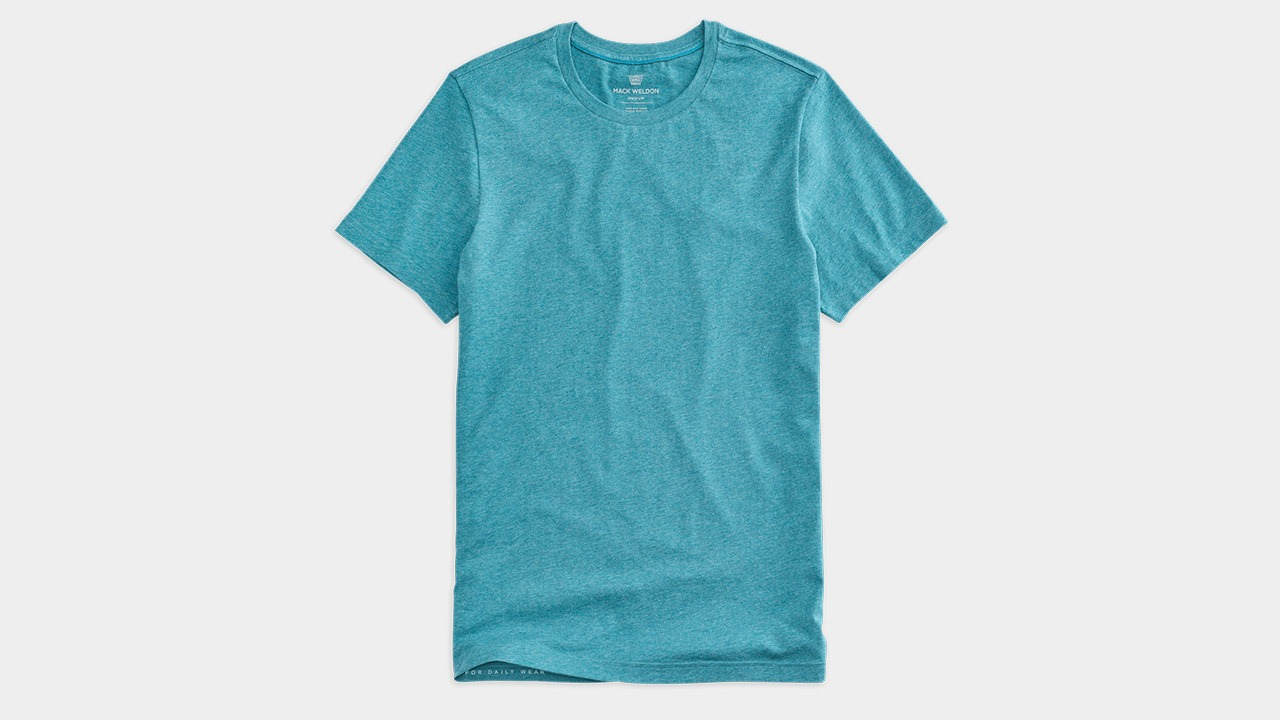 Mack Weldon Pima Crew Neck T-Shirt