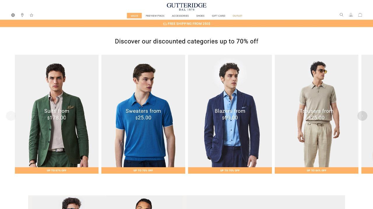 gutteridge homepage